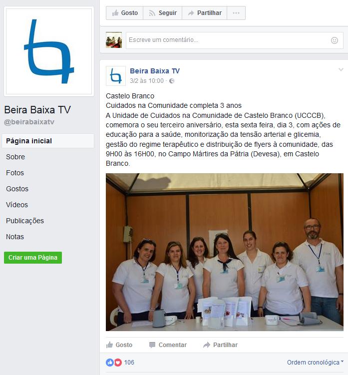 BEIRA BAIXA TV